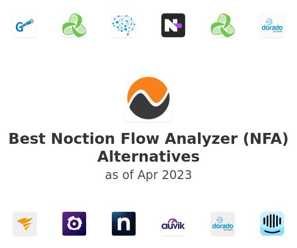 Best Noction Flow Analyzer (NFA) Alternatives