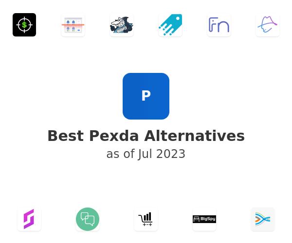 Best Pexda Alternatives