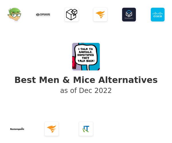 Best Men & Mice Alternatives