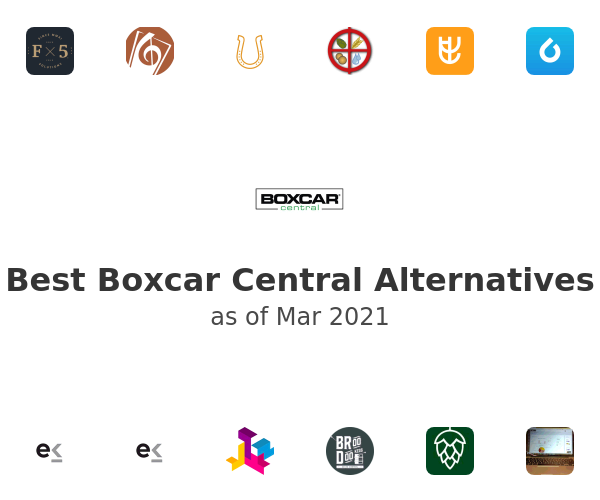 Best Boxcar Central Alternatives