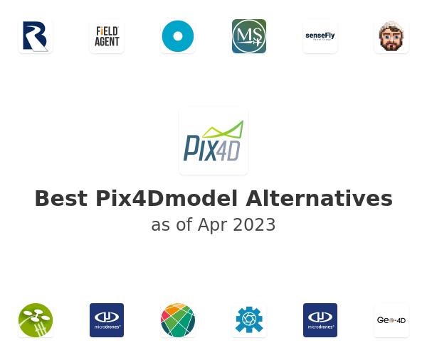 Best Pix4Dmodel Alternatives