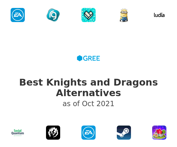 Best Knights and Dragons Alternatives