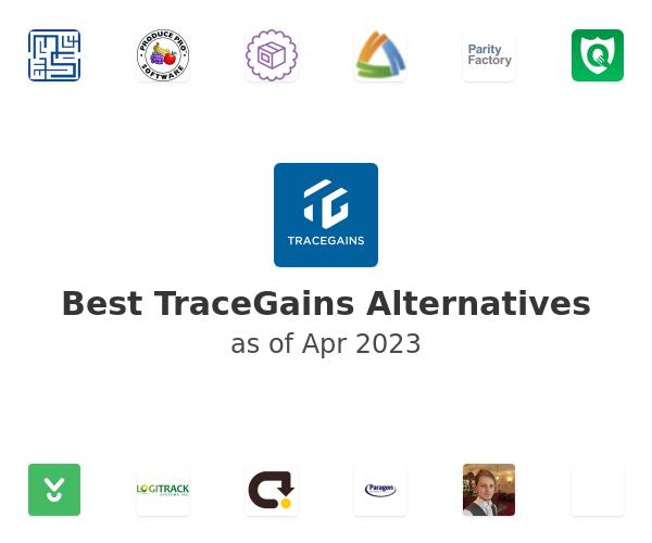 Best TraceGains Alternatives