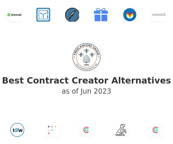 Best Contract Creator Alternatives