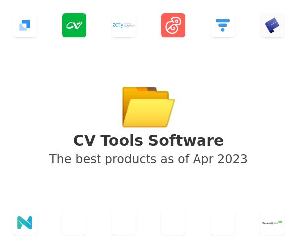 CV Tools Software