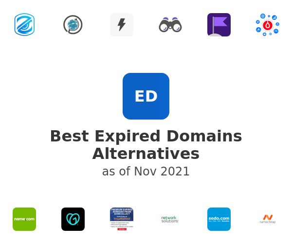 Best Expired Domains Alternatives