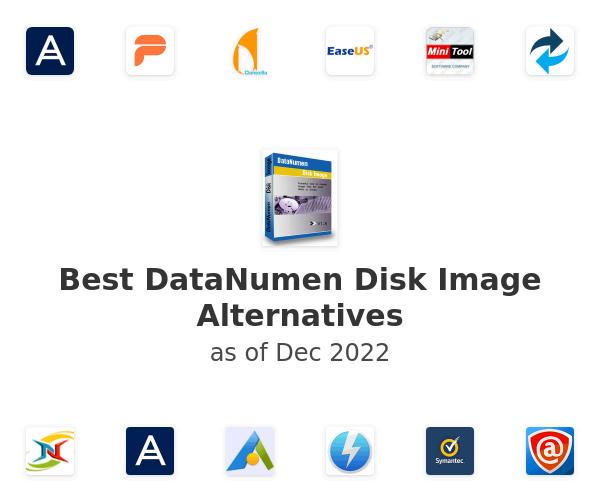 Best DataNumen Disk Image Alternatives