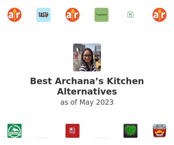 Best Archana's Kitchen Alternatives