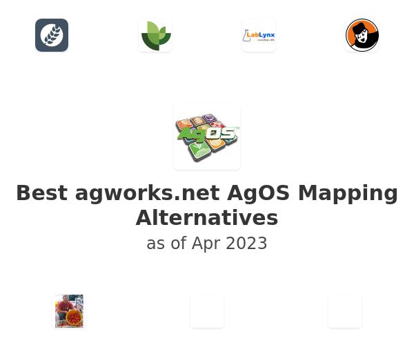 Best AgOS Mapping Alternatives