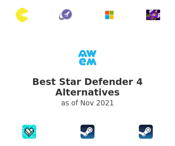 Best Star Defender 4 Alternatives