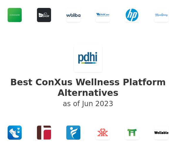 Best ConXus Wellness Platform Alternatives
