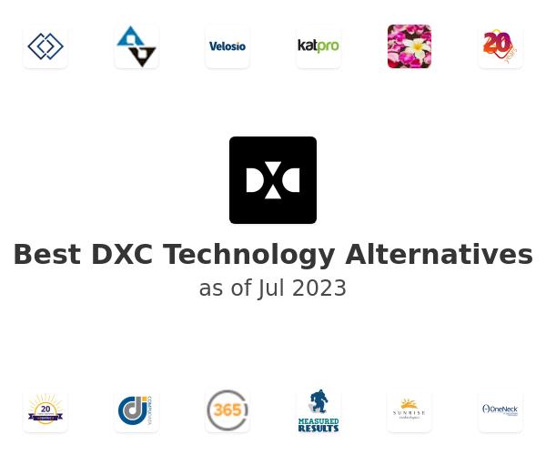 Best DXC Technology Alternatives