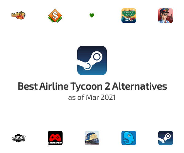 Best Airline Tycoon 2 Alternatives