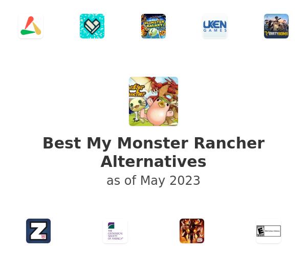 Best My Monster Rancher Alternatives