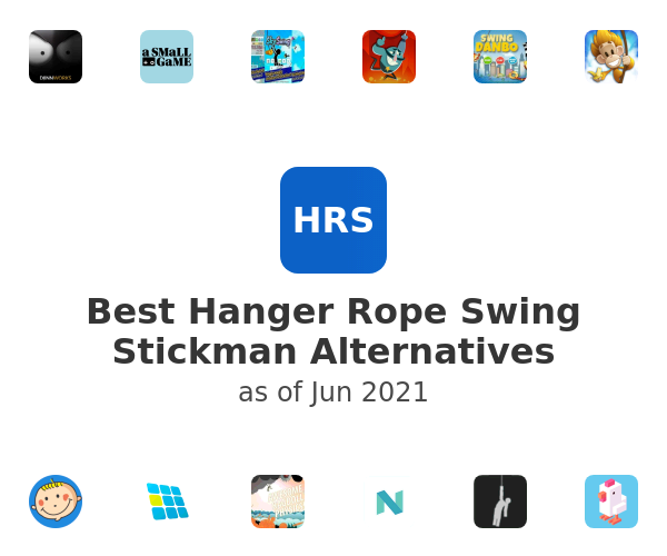 Best Hanger Rope Swing Stickman Alternatives