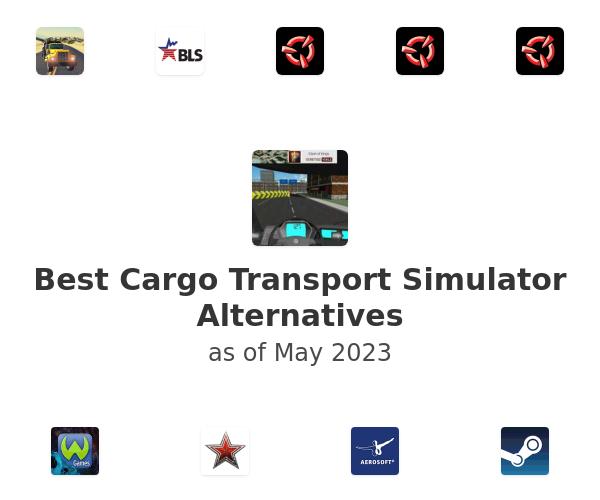 Best Cargo Transport Simulator Alternatives