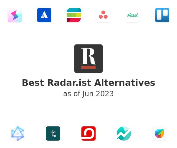 Best Radar.ist Alternatives
