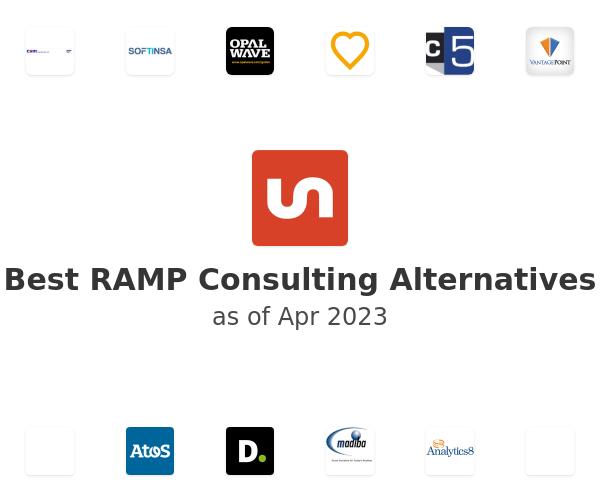 Best RAMP Consulting Alternatives