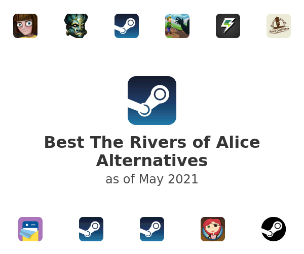 Best The Rivers of Alice Alternatives