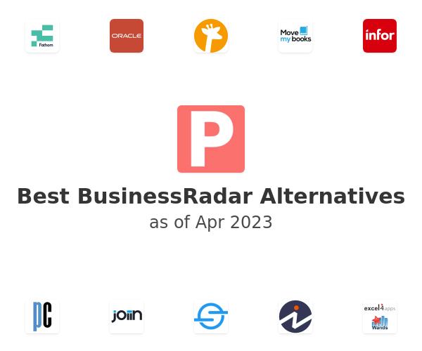 Best BusinessRadar Alternatives