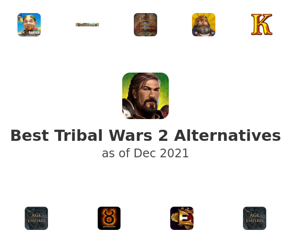 Best Tribal Wars 2 Alternatives
