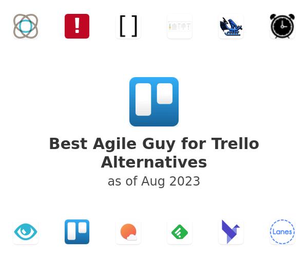 Best Agile Guy for Trello Alternatives
