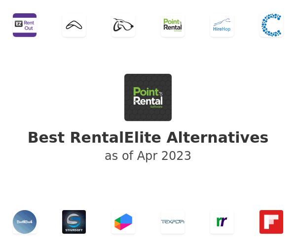 Best RentalElite Alternatives