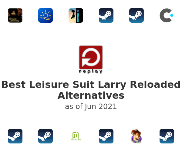Best Leisure Suit Larry Reloaded Alternatives