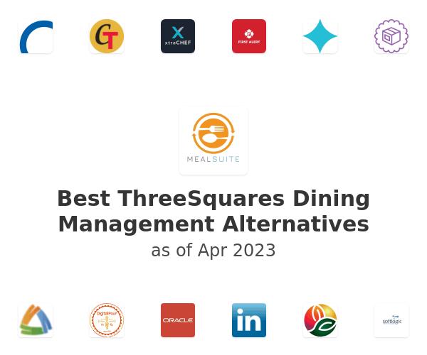 Best ThreeSquares Dining Management Alternatives