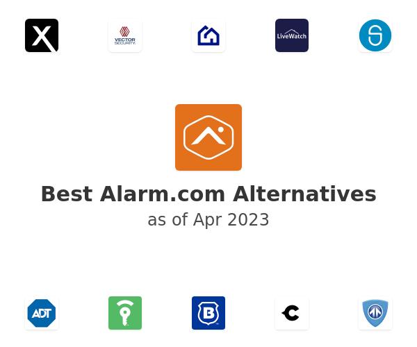 Best Alarm.com Alternatives