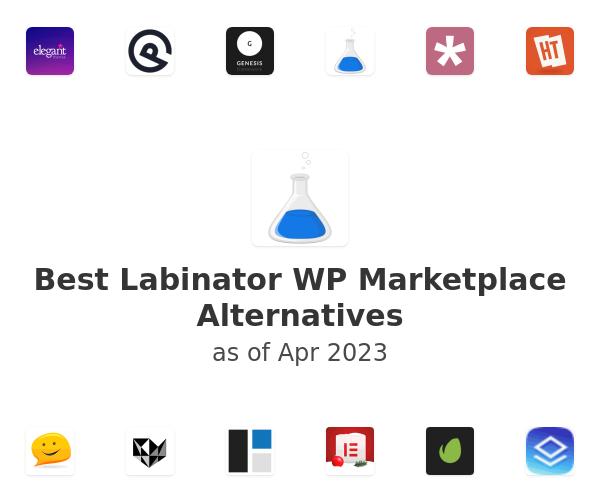 Best Labinator WP Marketplace Alternatives