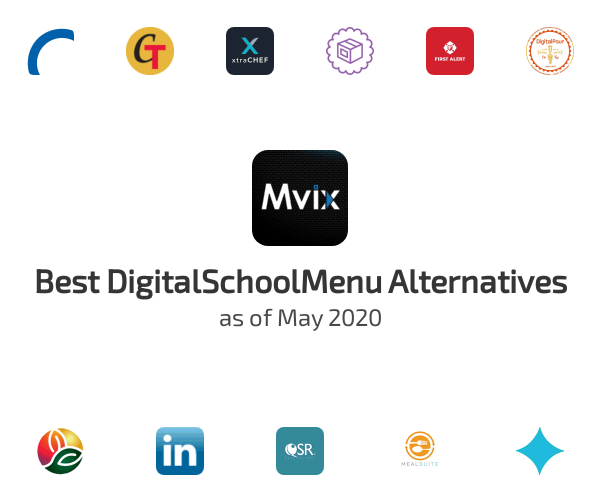 Best DigitalSchoolMenu Alternatives