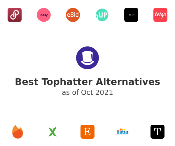 Best Tophatter Alternatives
