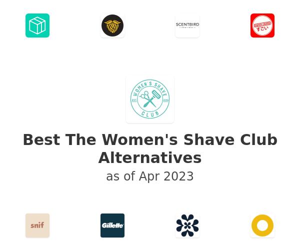 Best The Women's Shave Club Alternatives