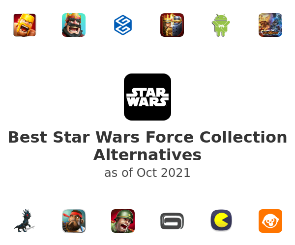 Best Star Wars Force Collection Alternatives