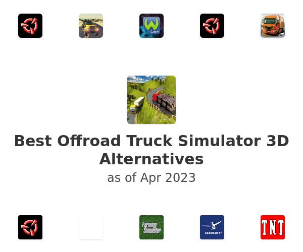 Best Offroad Truck Simulator 3D Alternatives
