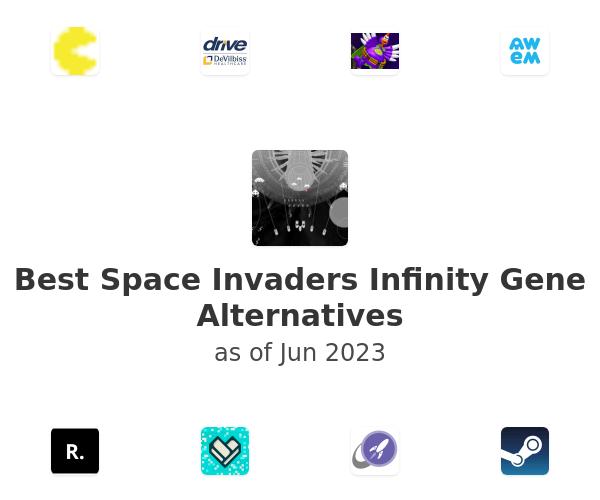 Best Space Invaders Infinity Gene Alternatives
