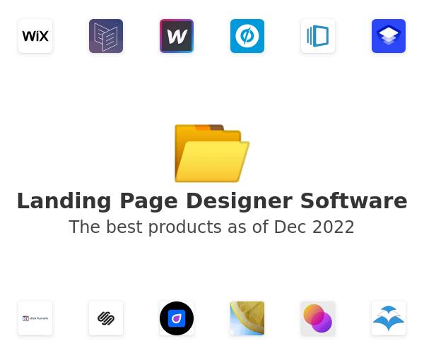 Landing Page Designer Software