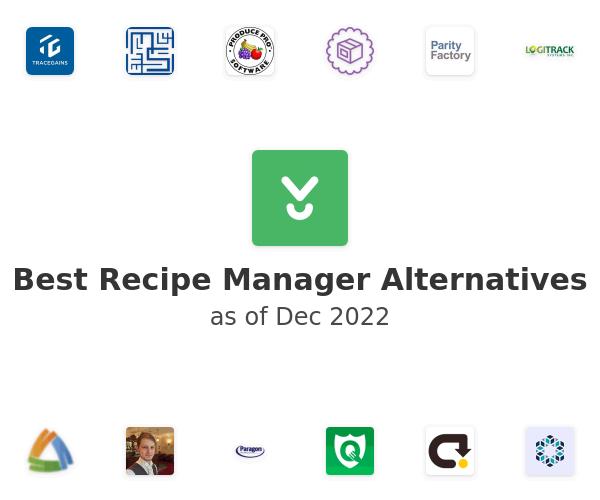 Best Recipe Manager Alternatives