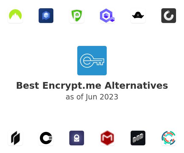 Best Encrypt.me Alternatives