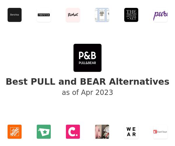 Best PULL and BEAR Alternatives