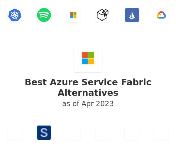 Best Azure Service Fabric Alternatives