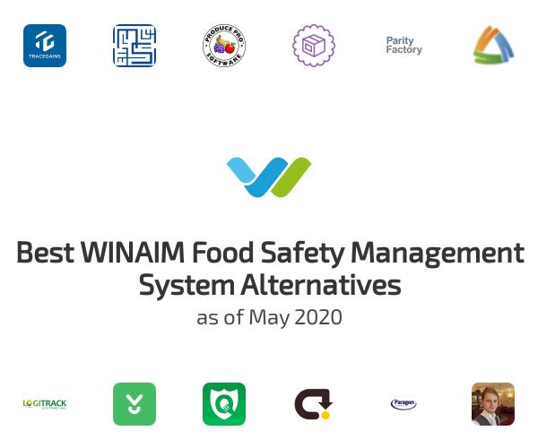 Best WINAIM Food Safety Management System Alternatives