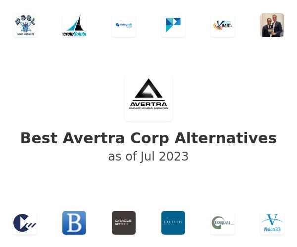 Best Avertra Corp Alternatives