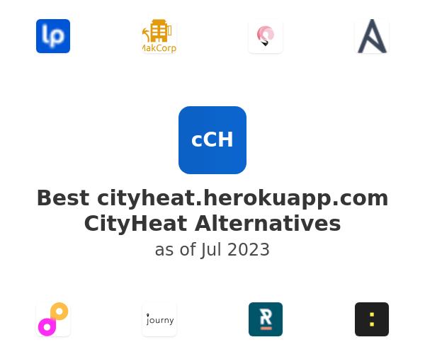 Best CityHeat Alternatives
