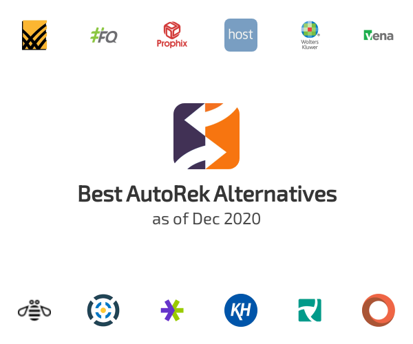 Best AutoRek Alternatives