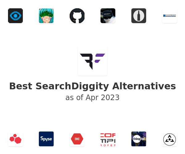 Best SearchDiggity Alternatives