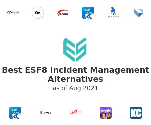 Best ESF8 Incident Management Alternatives