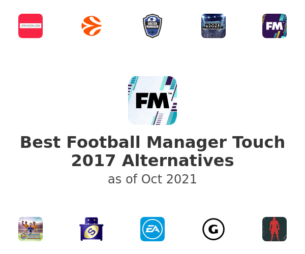 Best Football Manager Touch 2017 Alternatives
