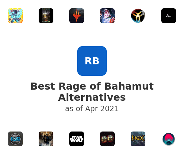 Best Rage of Bahamut Alternatives